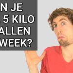 Kun je 5 of 10 Kilo Afvallen in 1 Week Tijd? Ontdek de Waarheid!