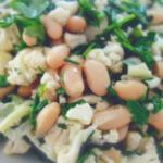 Bloemkoolsalade met feta: creatief met kool