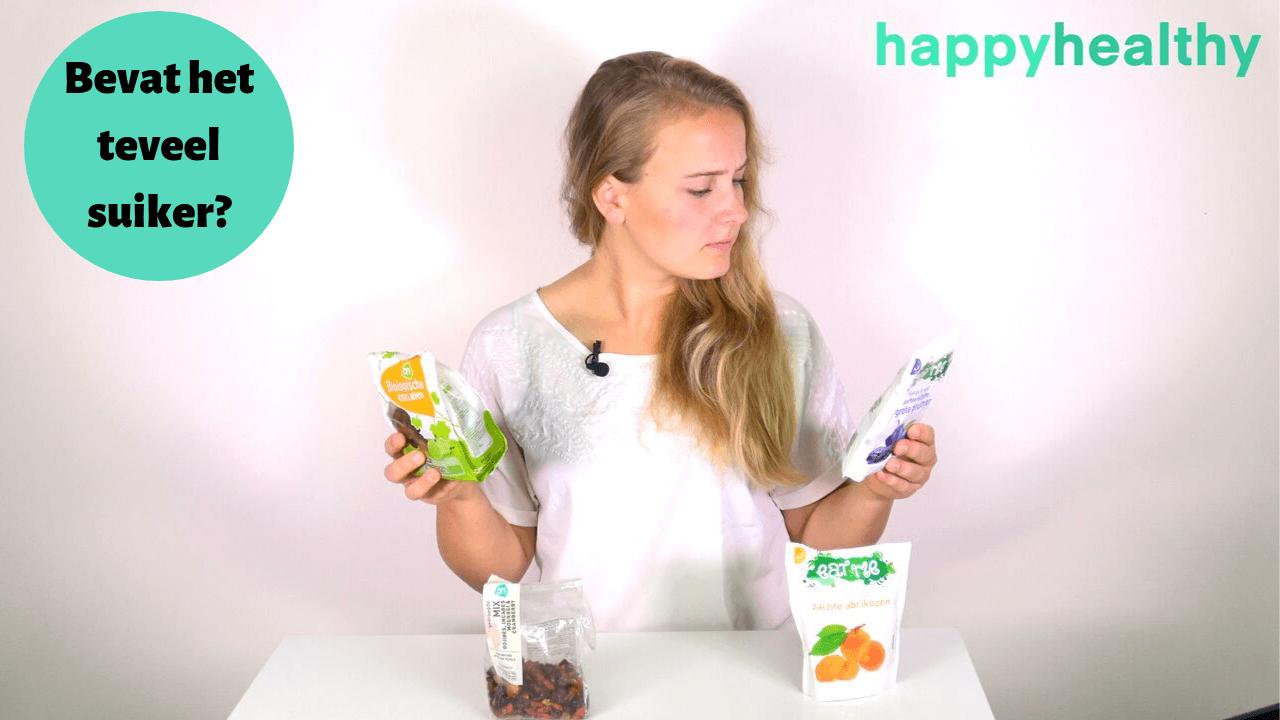 Video: Gedroogd fruit - Gezond OF Ongezond?