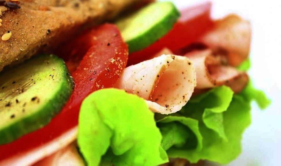 Gezonde Lunch Ingrediënten + recepten