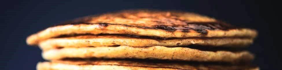 Gezonde Ontbijt Ingrediënten + recept pannenkoekjes