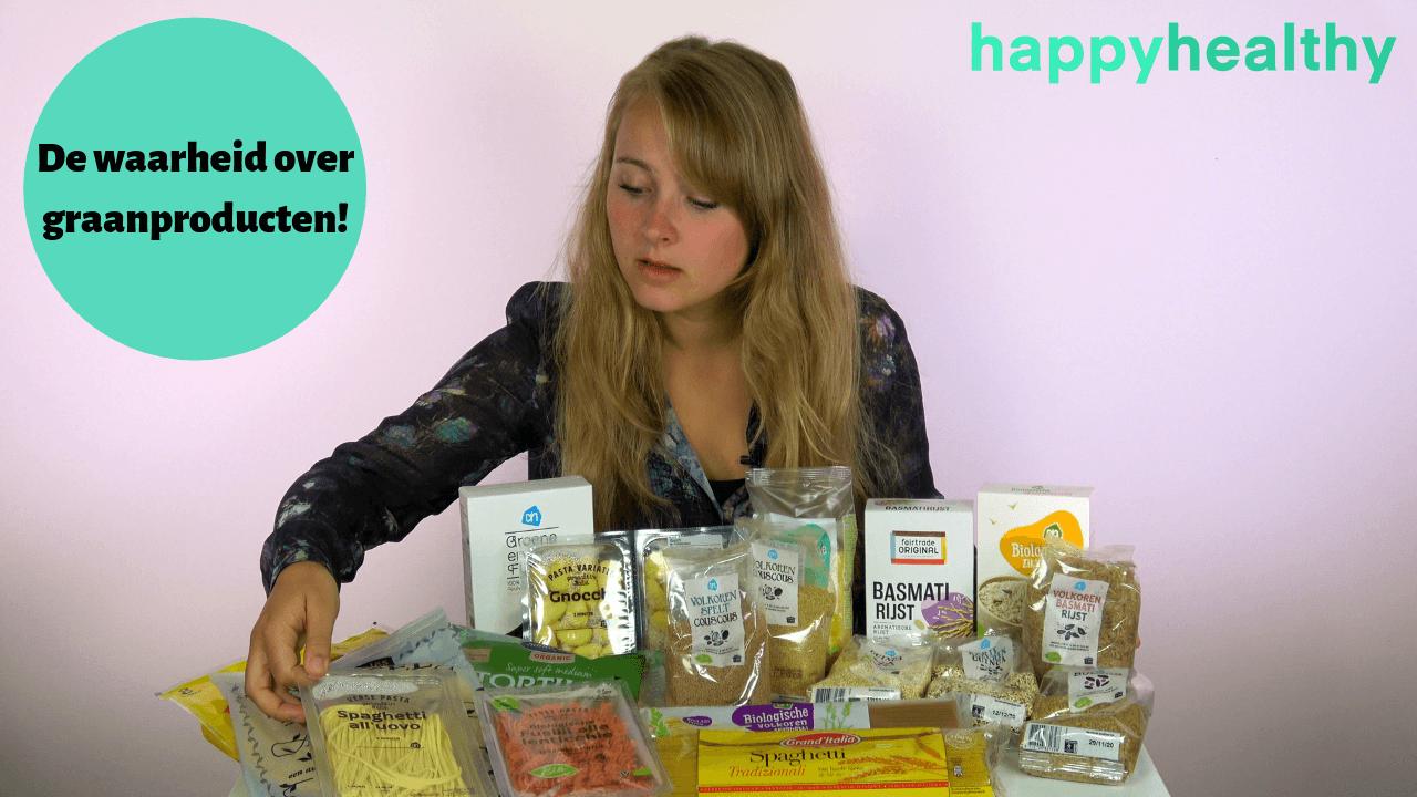 Video: Granen - Welke is het gezondste?