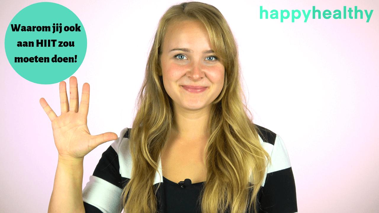 Video: 5 Voordelen van HIIT