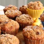 Havermoutmuffins met zalm; de ideale hartige snack