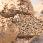 Healthy & tasty: Koolhydraatarm Brood met Hennepzaad en Psylliumvezels
