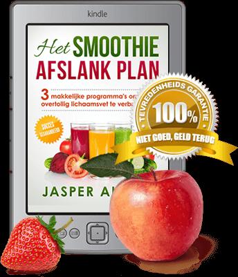jasper alblas smoothie dieet