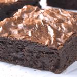 Koolhydraatarme brownies: een Gezonde Chocolade Sensatie