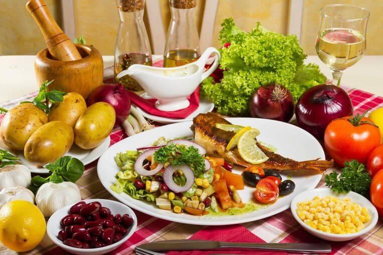 gezond dieet recepten