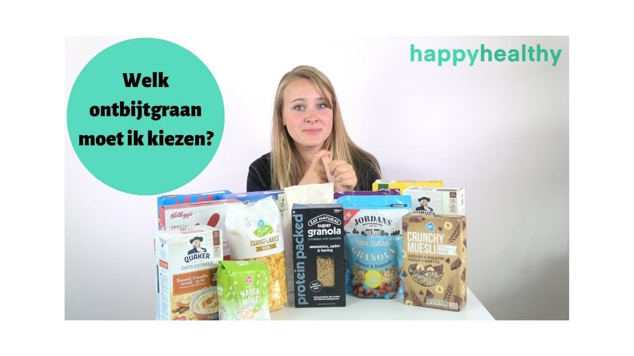Video: Ontbijtgranen - Welke is het gezondste?