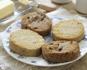 Paleo Engelse muffins