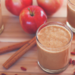 Appeltje Anders: smoothie met appel en kaneel