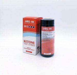 URS-1 ketonentest product