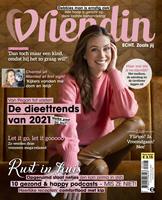 Vriendin tijdschrift week 5 feb 2021
