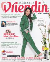 Vriendin tijdschrift week 5 januari 2020