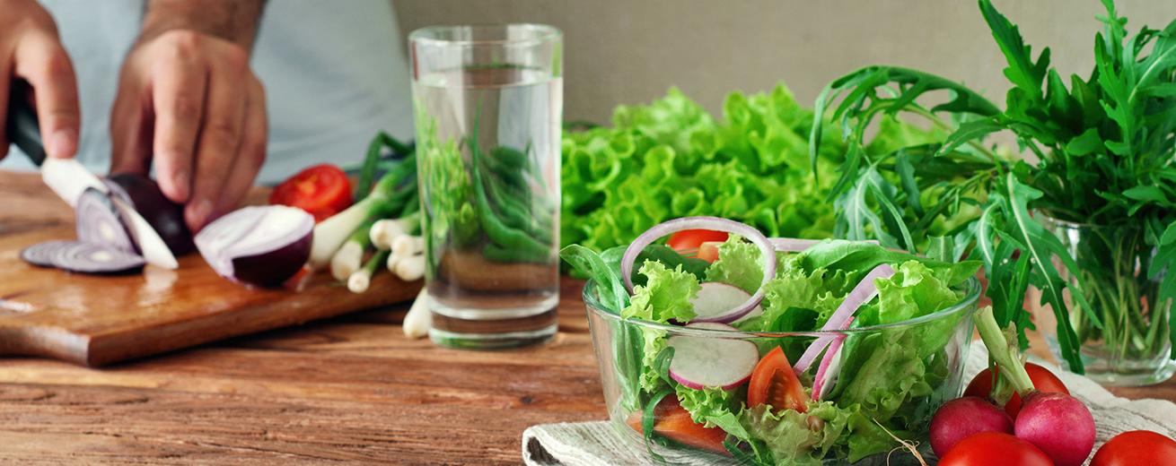 schildklier afvallen dieet