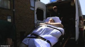 transport morbide obesitas