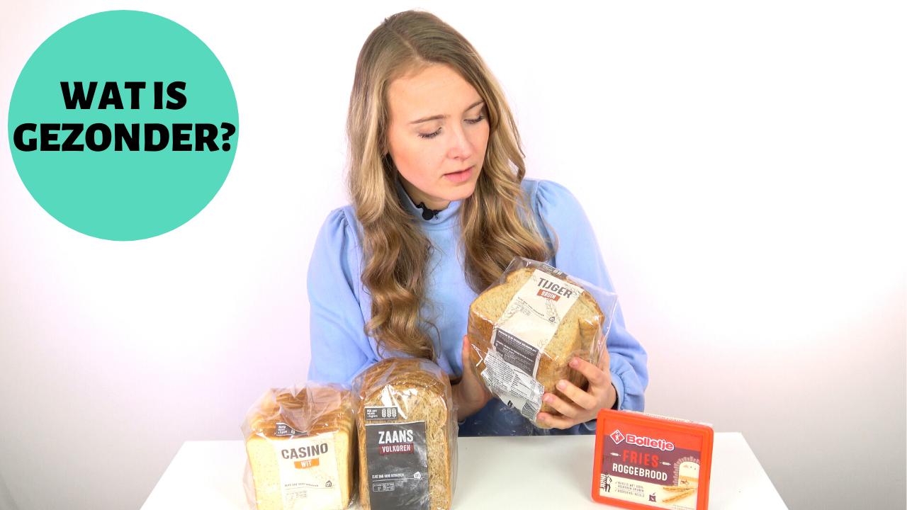 Video: Brood - Welke je het beste kan kiezen