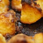 Goudbruin Bakken van Aardappelen Gevaarlijk? + 4 Gezonde Tips