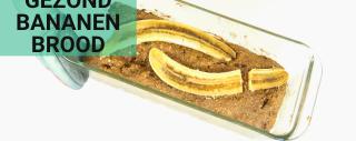 Video: Gezond Bananenbrood (Suikervrij & Vezelrijk)