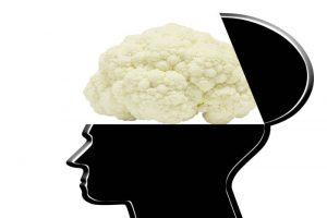 cerveau chou-fleur
