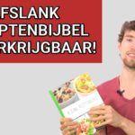 Nieuwe versie Afslank Receptenbijbel nu verkrijgbaar!