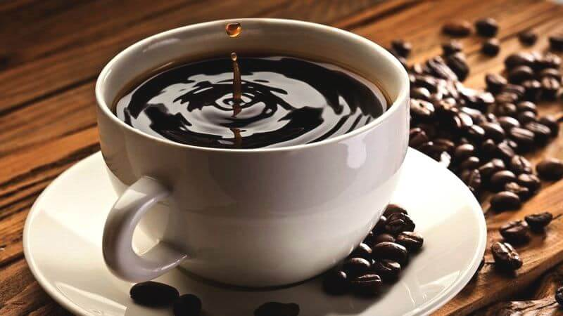 caffeine koffie