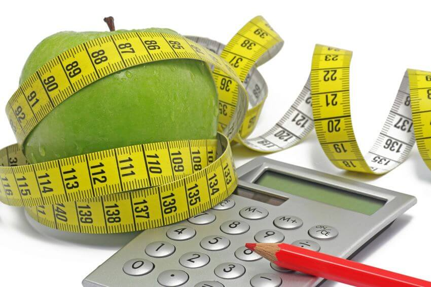1000 calorieen per dag hoeveel afvallen