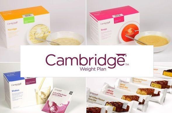 is het cambridge dieet gezond