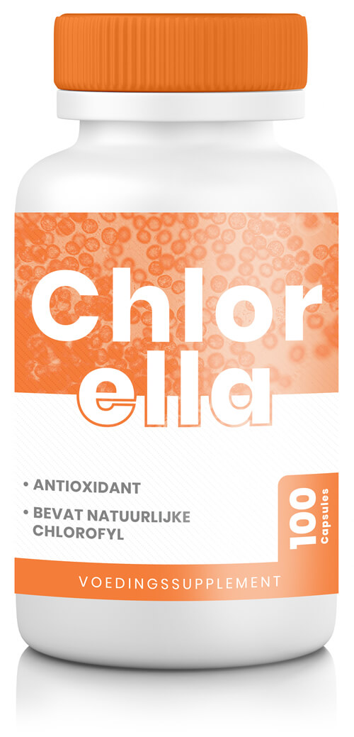 chlorella supplement