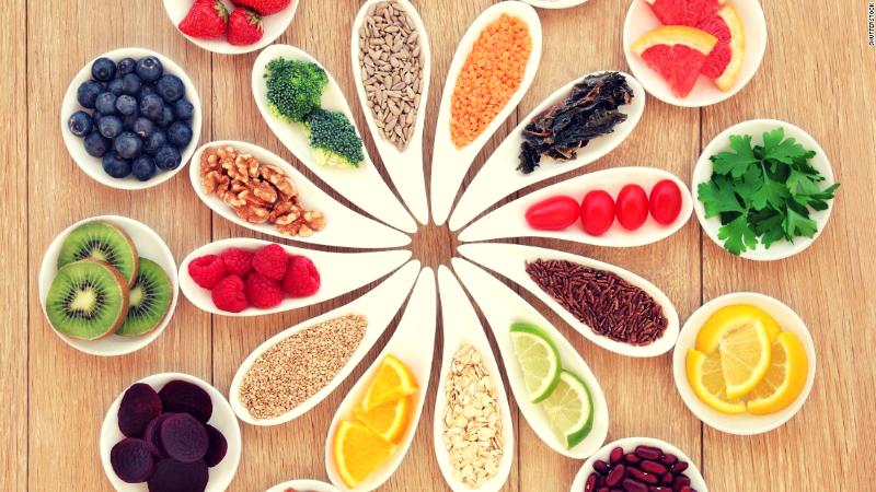 Clean Eating: 10 Regels en 6 Recepten (Ontbijt-Lunch-Diner)