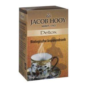 Jacob Hooy detox biologische kruidendrank