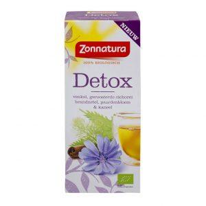 Detox thee zonnatura verpakking