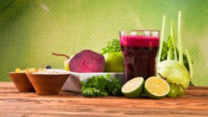 fruits et légumes détoxication