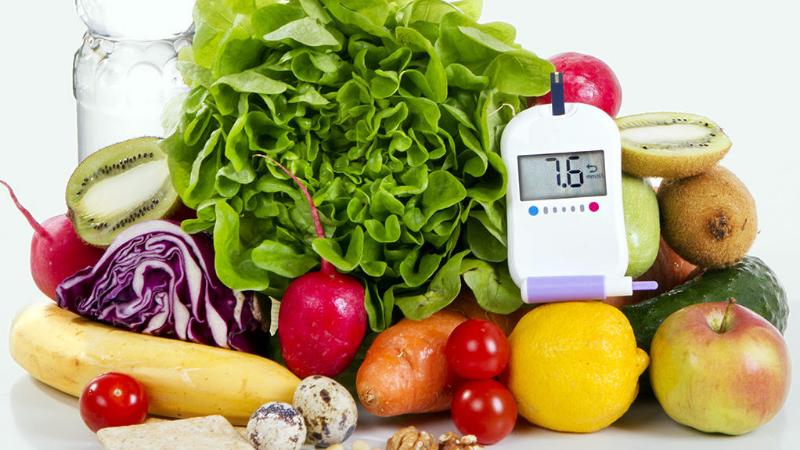 dieet voor diabetes mellitus