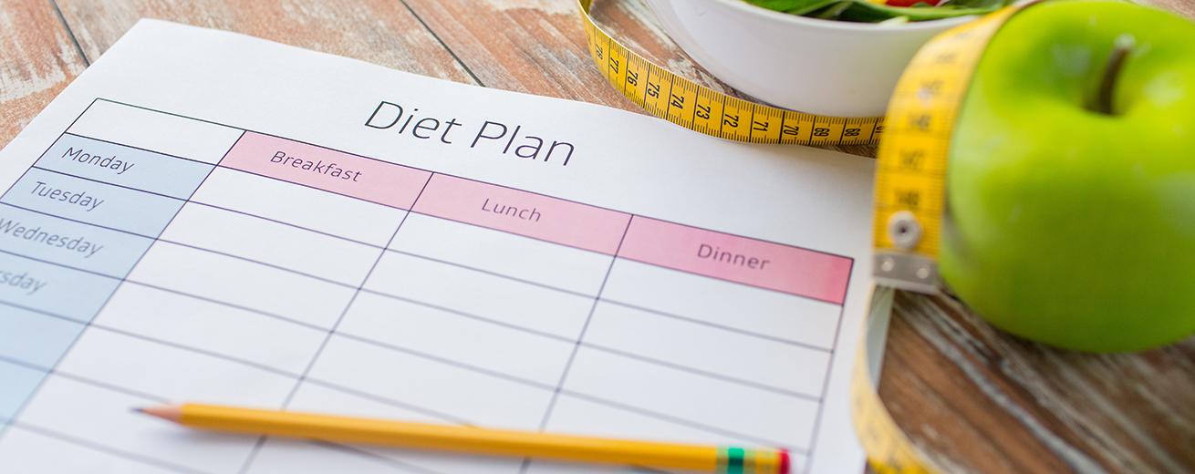 Gezond afvallen zonder dieet: 10 kilo afvallen met 13 tips