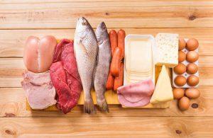 des exemples d'aliments riches en protéines de haute qualité