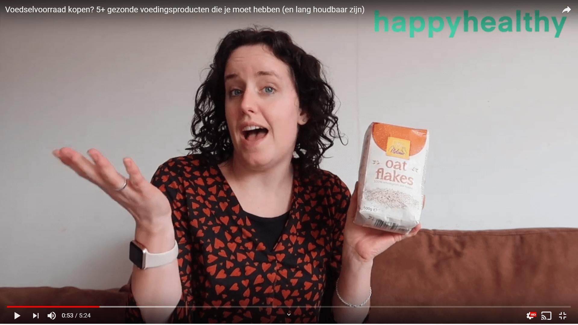 Video: Voedselvoorraad kopen? 5+ gezonde voedingsproducten die je moet hebben (en lang houdbaar zijn)