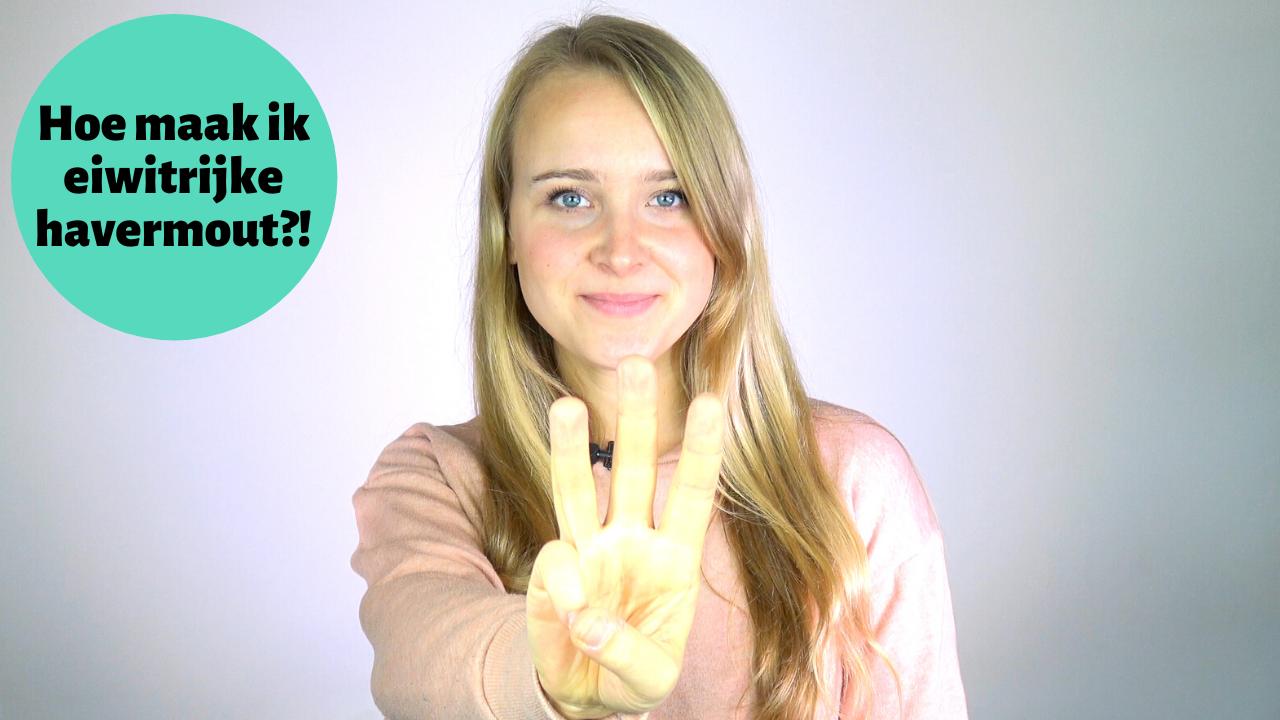 Video: 3 tips voor meer eiwit in havermoutpap