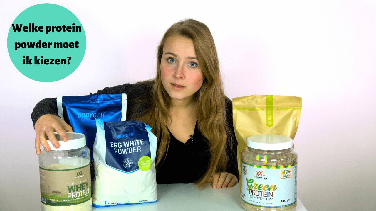 Video: Wat is het beste eiwit poeder?