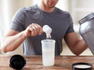 Aumente su consumo de proteínas