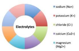 taux d'électrolytes