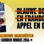 """""""Healthy People Blauwe bosbes en framboos"""" meest misleidende product 2016"""