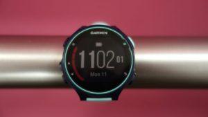 Montre cardio GPS Garmin Forerunner 735XT