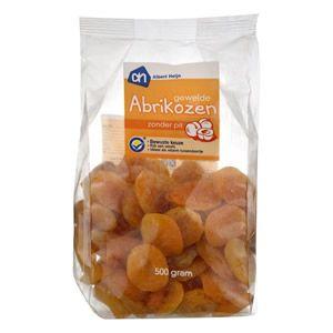 gedroogde abrikozen