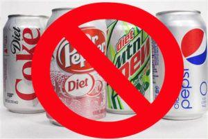 Buvez moins de sodas pour perdre du tour de taille
