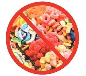 geen-snoep-eten