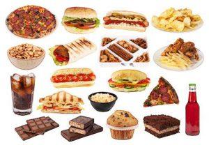 aliments restauration rapide