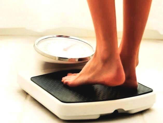 gewicht onder controle houden