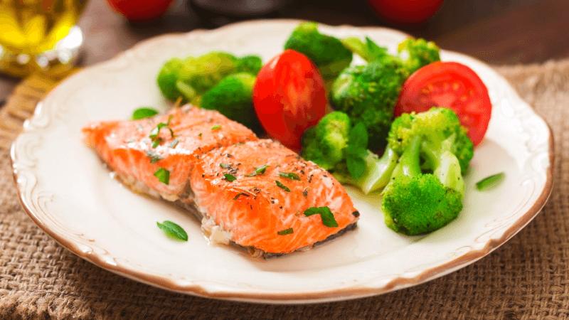 snel gezond avondeten