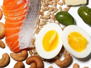 aliments riches en bonnes graisses